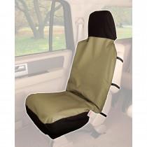 """PetSafe Solvit Waterproof Bucket Seat Cover Tan 52"""" x 22"""""""