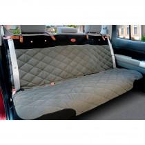 "PetSafe Solvit SmartFIT Premium Bench Seat Cover Regular Gray 47"" x 56"" x 1"""