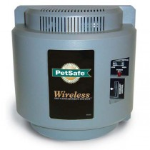 "PetSafe Wireless Fence Extra Transmitter Gray 9"" x 9"" x 8.5"""