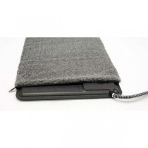 """K&H Pet Products Deluxe Extreme Weather Kitty Pad Cover Gray 12.5"""" x 18.5"""" x 0.25"""" – KH1135"""