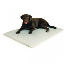 K&H Pet Products Cool Bed III Thermoregulating Pet Bed Gray