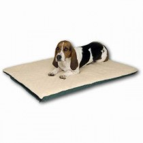 K&H Pet Products Ortho Thermo Bed White and Green