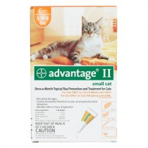 Advantage Flea Control for Cats