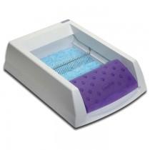 "PetSafe ScoopFree Original Self-Cleaning Cat Litter Box Purple 27.375"" x 19"" x 7"""