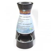"PetSafe Healthy Pet Water Station 1 gallon Medium White / Black 13.79"" x 11.6"" x 7.669"""