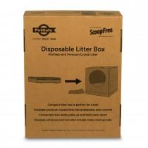 """PetSafe Disposable Litter Box Brown 16"""" x 12"""" x 14.38"""""""