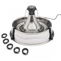 PetSafe Drinkwell 360 Stainless Steel Pet Fountain Stainless Steel