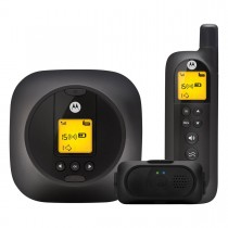"""Motorola Wireless Fence with Remote Trainer for Home and Travel 4.4"""" x 2.35"""" x 4.40"""" - TRAVELFENCE50"""