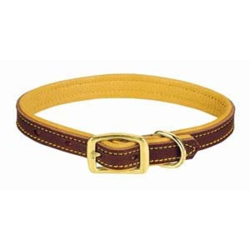 Weaver Deer Ridge Leather Collar