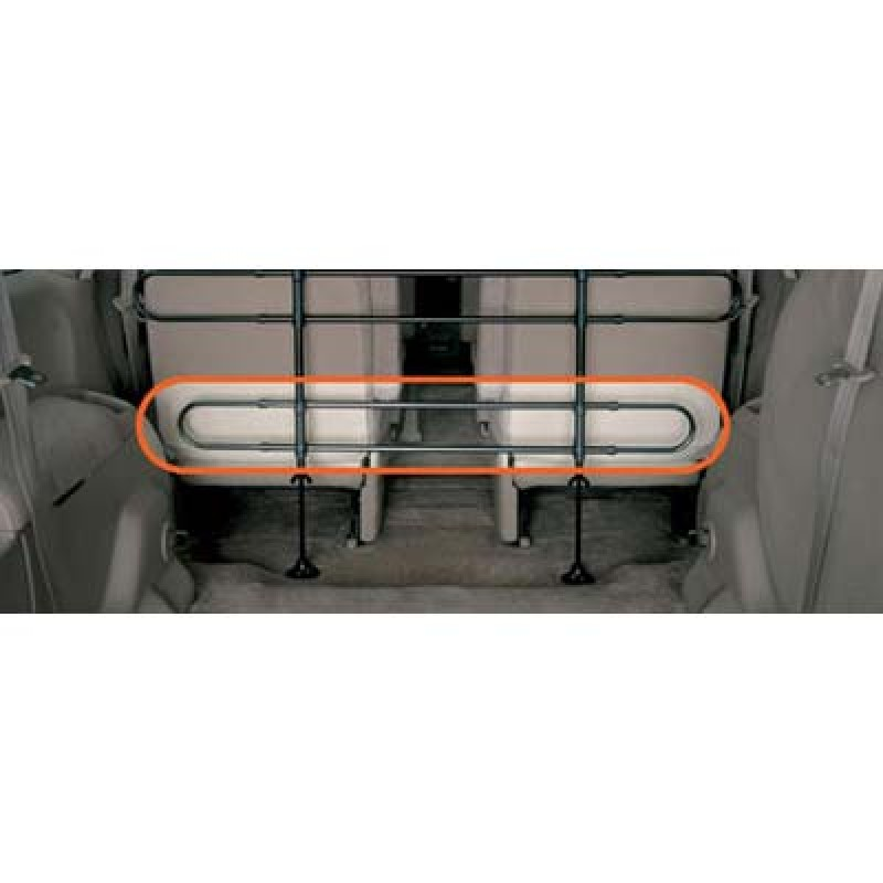 Midwest Tubular Vehicle Barrier