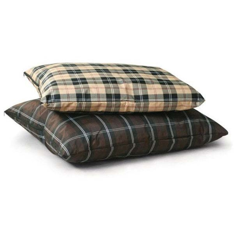 K&H Pet Products Indoor and Outdoor Single-Seam Plaid